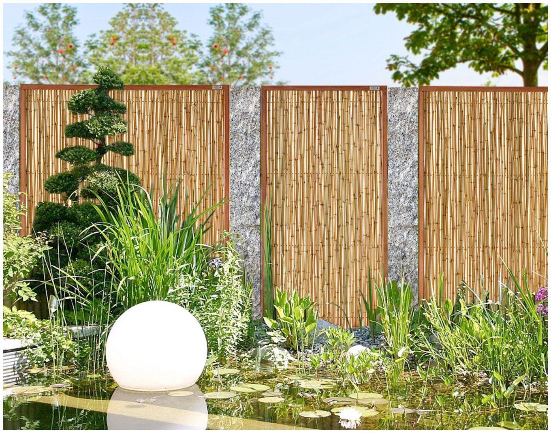 Genial Sichtschutz Garten Bambus Bilder Von Garten Idee 295181 von Sichtschutz Garten Ideen Günstig Photo