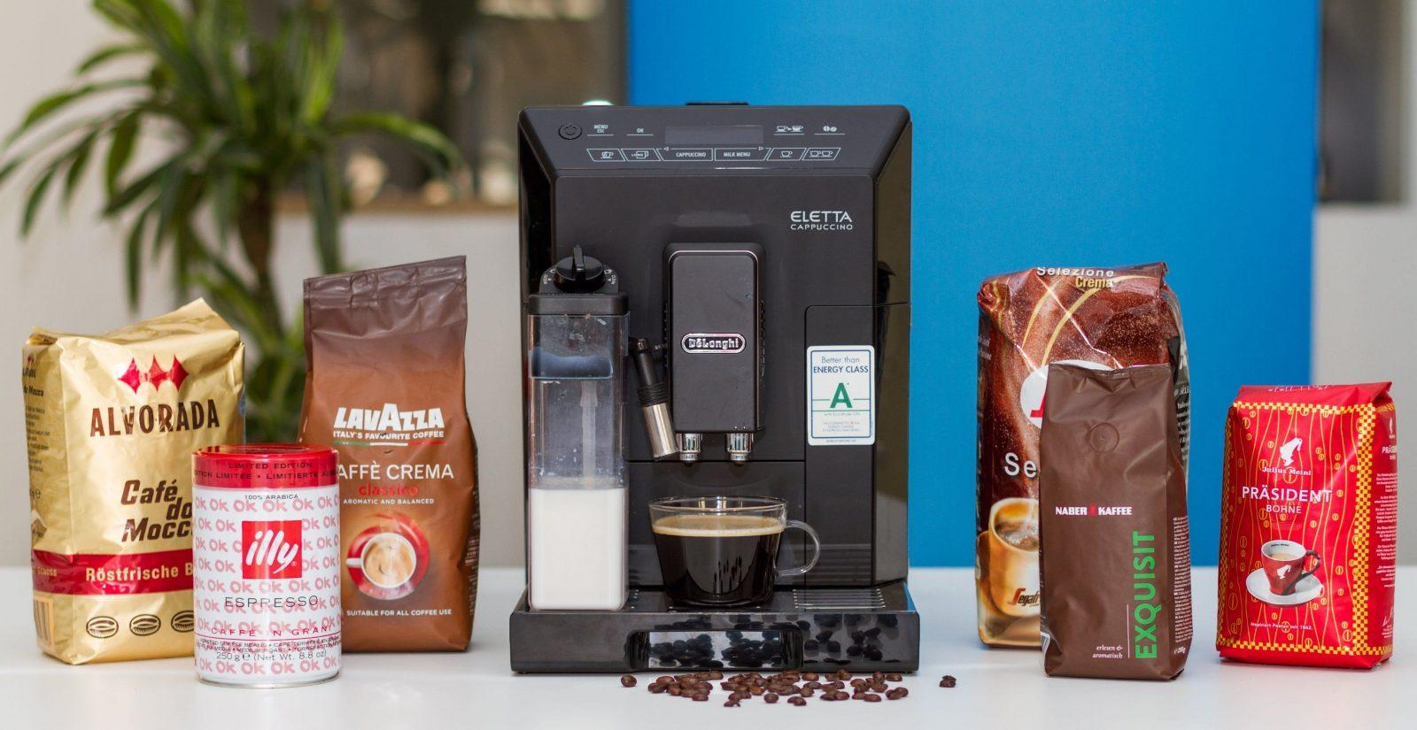 Geschmackstest Sechs Kaffeemarken Im Objektiven Vergleich von Welcher Kaffee Schmeckt Am Besten Photo