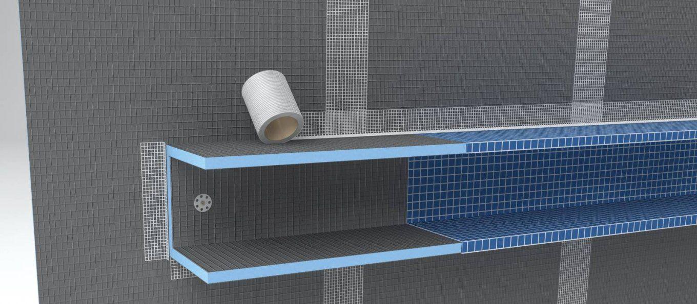 Gestalten & Konstruieren – Wedi von Waschtisch Selber Bauen Bauplatten Bild