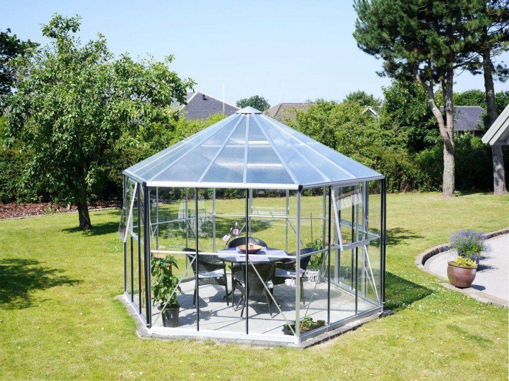 rund pavillon aus glas haus design ideen. Black Bedroom Furniture Sets. Home Design Ideas