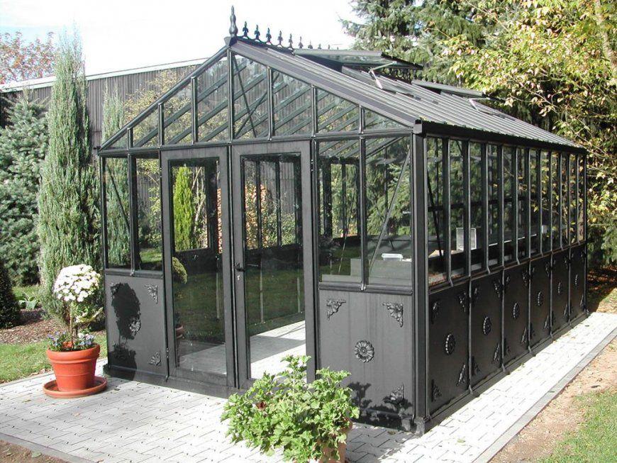 Viktorianisches Gewachshaus Selber Bauen Haus Design Ideen