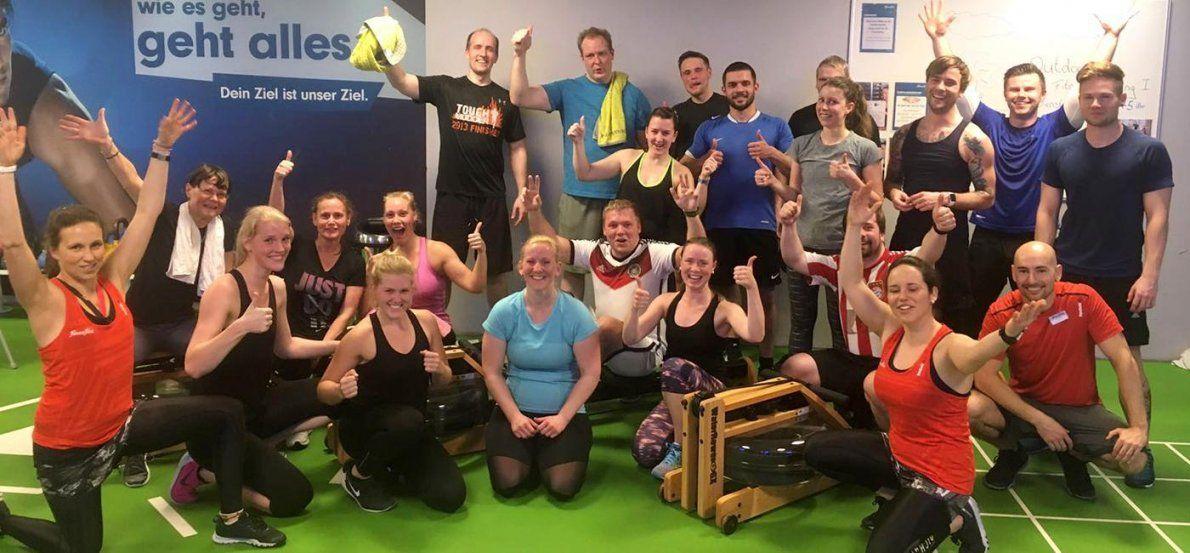 Gewinner Der Shockwave Challenge – Fitness First Blog von Fitness First Regensburg Pfaffenstein Photo