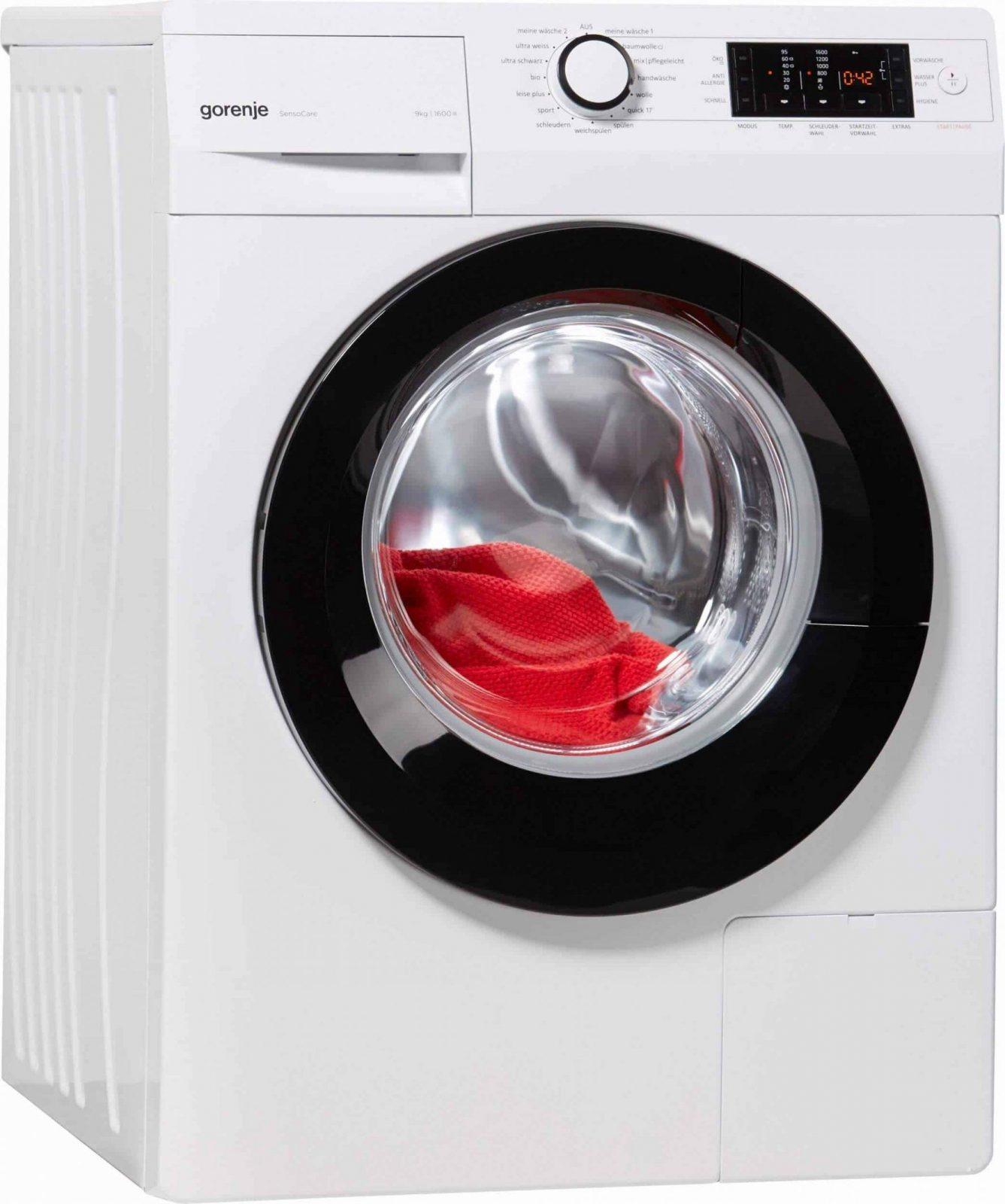Gorenje Waschmaschine  Waschmaschine Günstig Kaufen von Gorenje W 6443 S Slim Bild