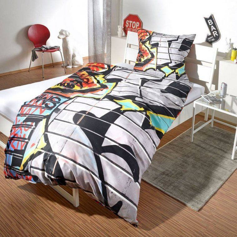 Gorgeous Design Coole Bettwasche Bettwäsche Für Jungs Haus Ideen Von von Coole Bettwäsche Für Junge Männer Bild