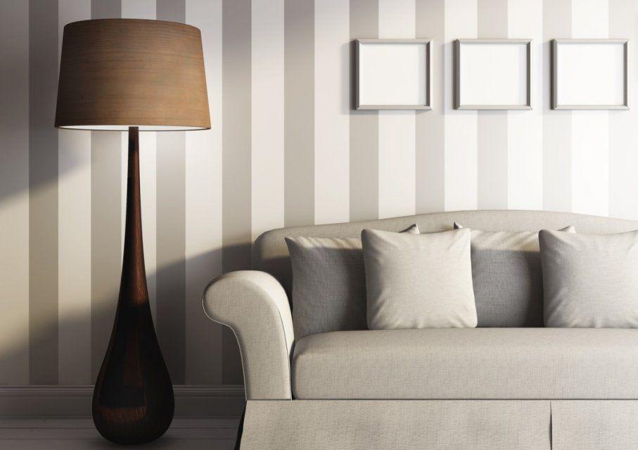 Gorgeous Design Ideas Wand Streifen  Home Design Ideas von Wand Streichen Muster Abkleben Bild