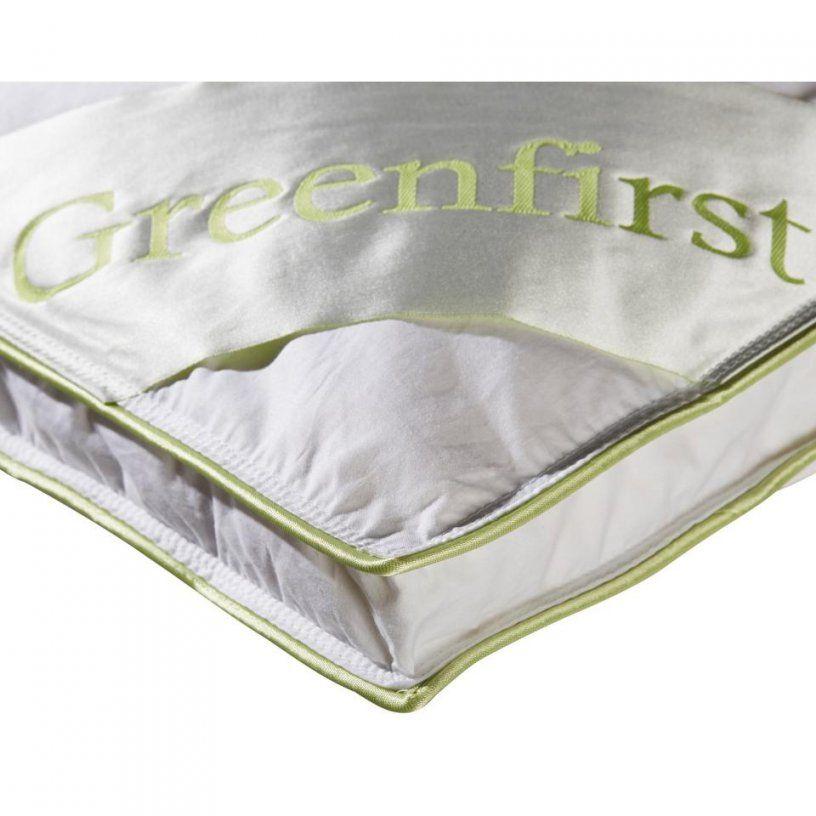 Greenfirst® Daunenkassettendecke (135X200)  Dänisches Bettenlager von Spannbettlaken 200X220 Dänisches Bettenlager Bild