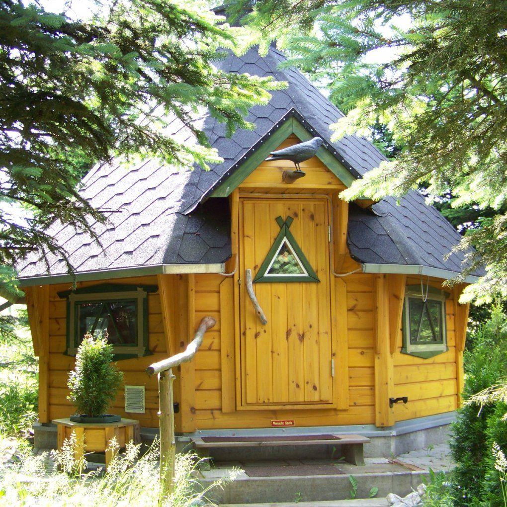 Grillkota Selber Bauen – Bauplan Für Eine Finnische Grillhütte von Grillhütte Selber Bauen Anleitung Bild