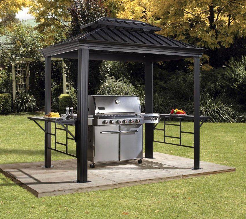Grillpavillon Selber Bauen Das Beste Von Schöne Inspiration Grill von Grill Dach Selber Bauen Bild