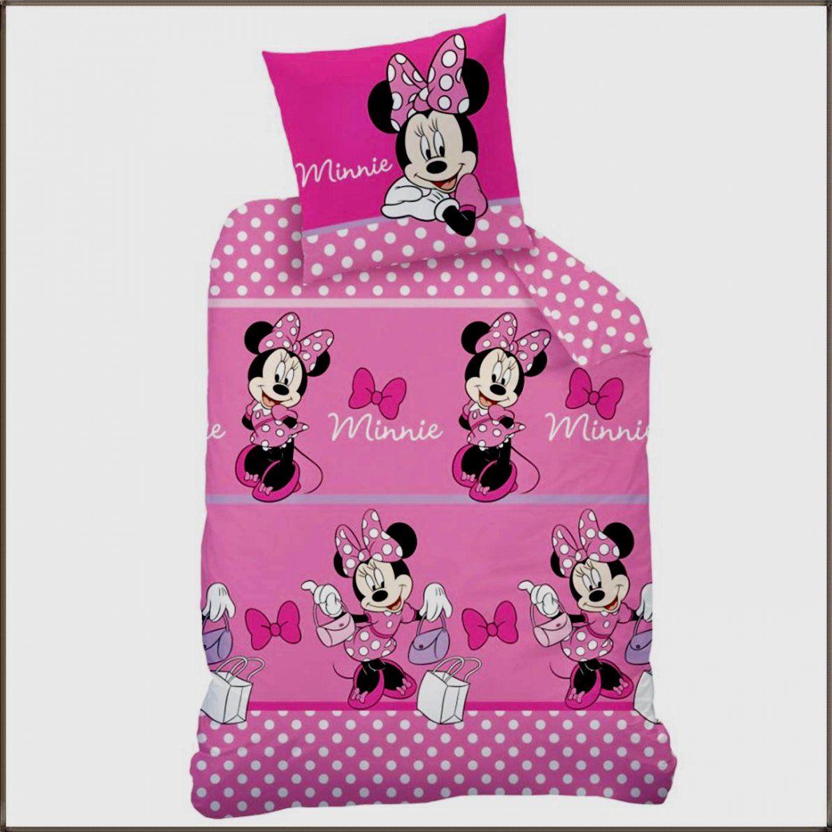 Groß Bettwäsche 70X140 Baby Bettwaesche Set Bettset Bettgarnitur 2 von Minnie Mouse Bettwäsche 70X140 Photo