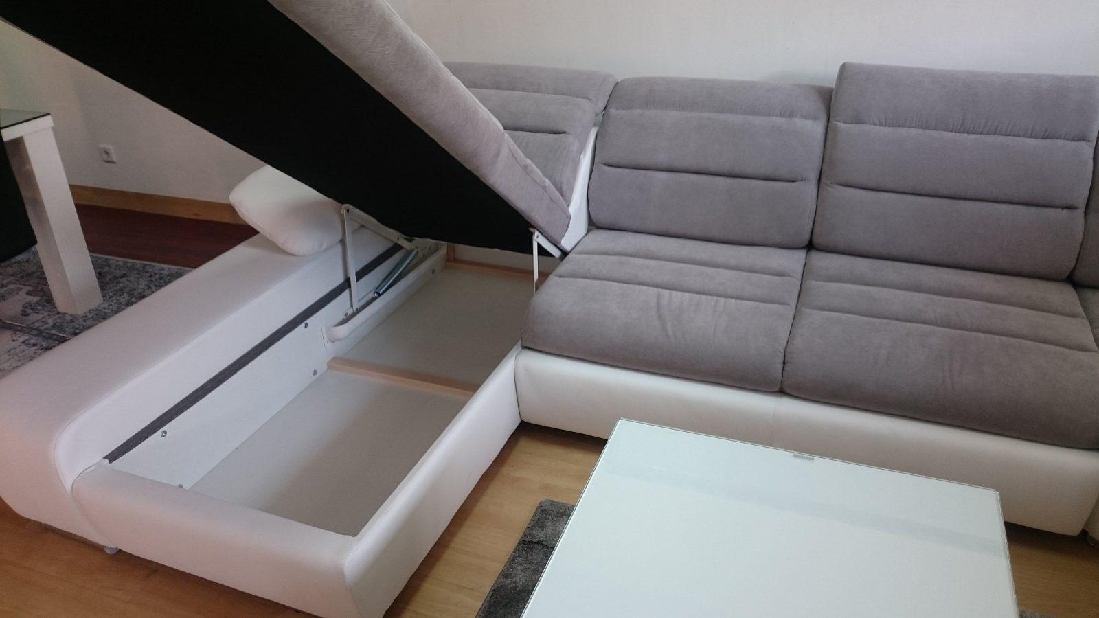 Groß Couch Mit Bettkasten Und Schlaffunktion Eckcouch Kaufen Salute von Couch Mit Bettkasten Und Schlaffunktion Photo