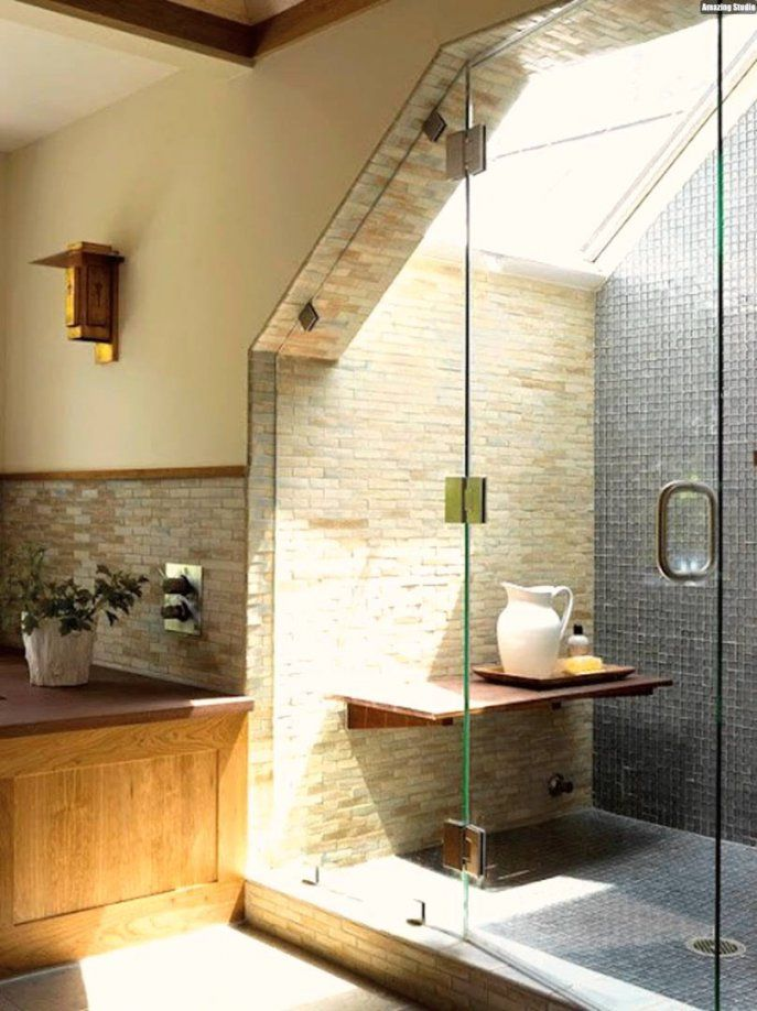 Großartig Dachschräge Badezimmer  Kpelavrio von Bad Mit Dachschräge Planen Photo