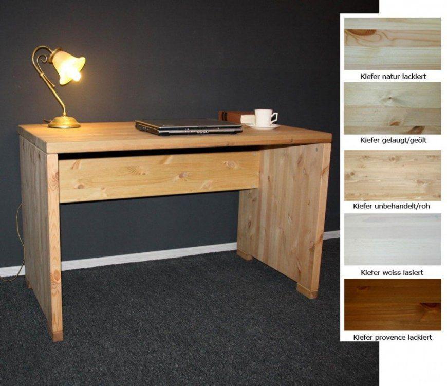 Großartig Kiefernholz Schreibtisch Kiefer Natur Hausdesign von Computertisch Kiefer Gelaugt Geölt Photo