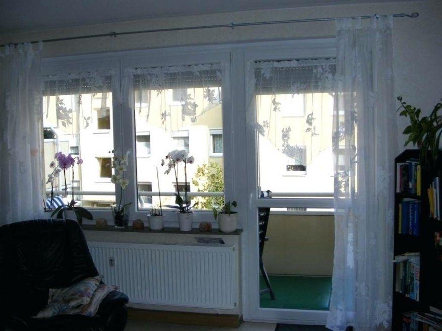 Grosse Fenster Gardinen Ehrfurcht Gebietend Balkonta 1 4 R Und von Welche Gardinen Für Breite Fenster Photo