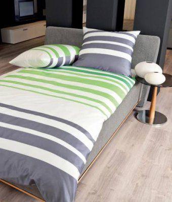 Grün  Möbel Von Janine Günstig Online Kaufen Bei Möbel & Garten von Bettwäsche 200X220 Günstig Photo
