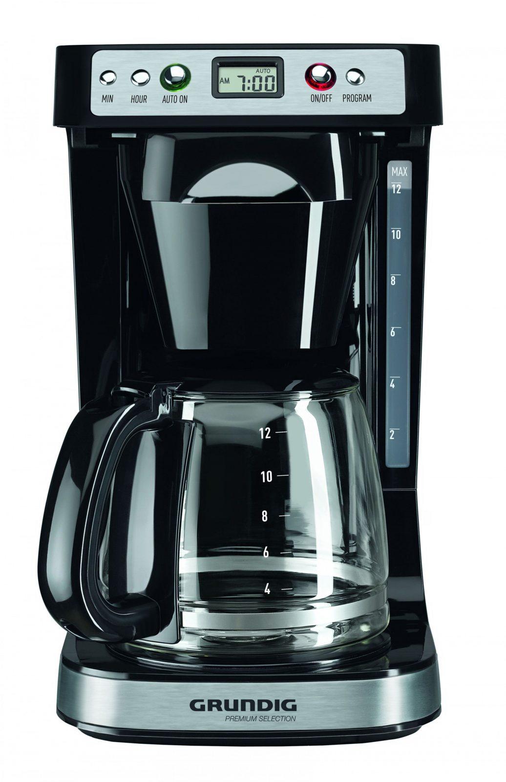 Grundig Black Line Kaffeemaschine Km 8260 So Klappt´s Auch Mit Den von Grundig Premium Line Kaffeemaschine Photo
