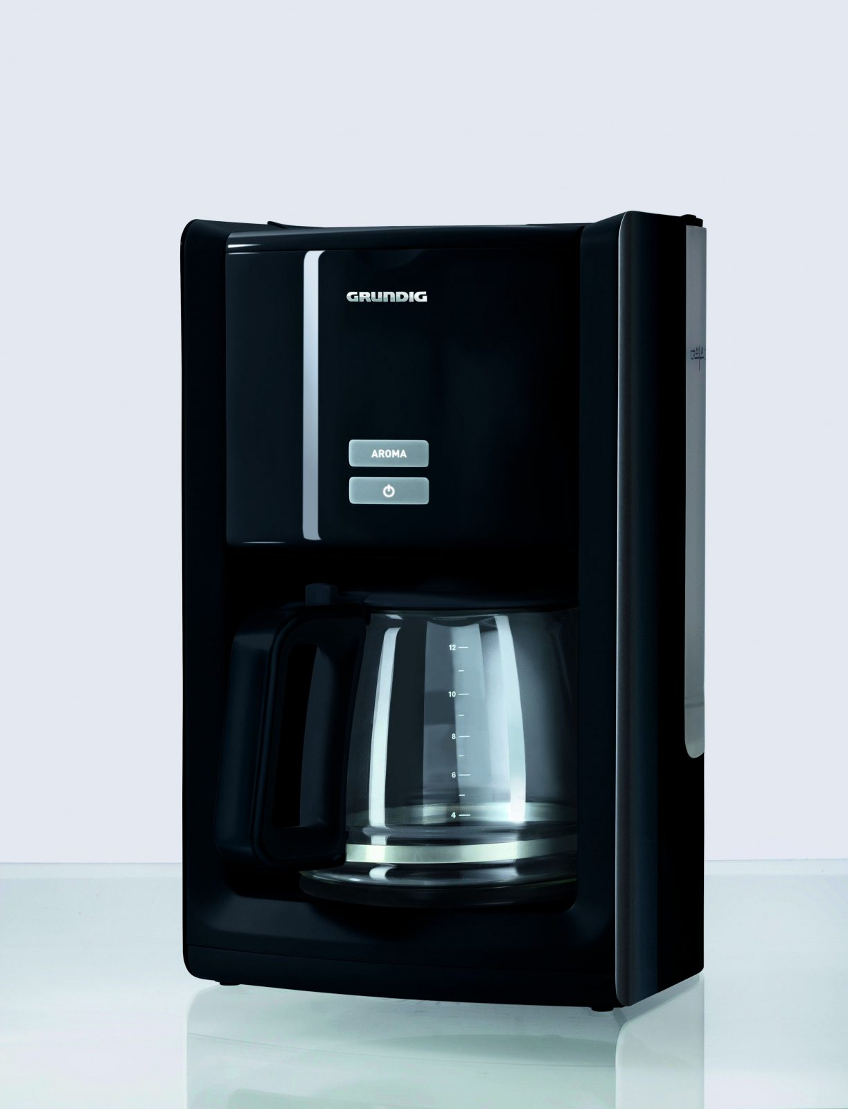 Grundig Black Sense Km6280 Kaffeemaschine Kaffeebrühen Für Viele von Grundig Premium Line Kaffeemaschine Photo