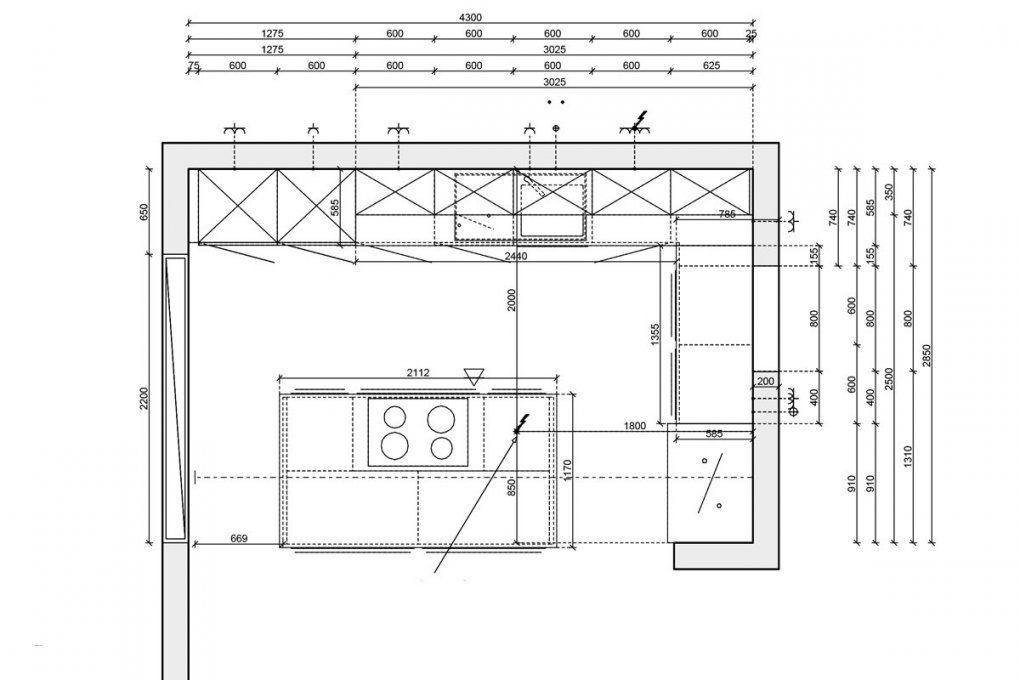 Grundriss Küche Mit Kochinsel Wunderschön Küche U Form Grundriss von Grundriss Küche Mit Kochinsel Photo