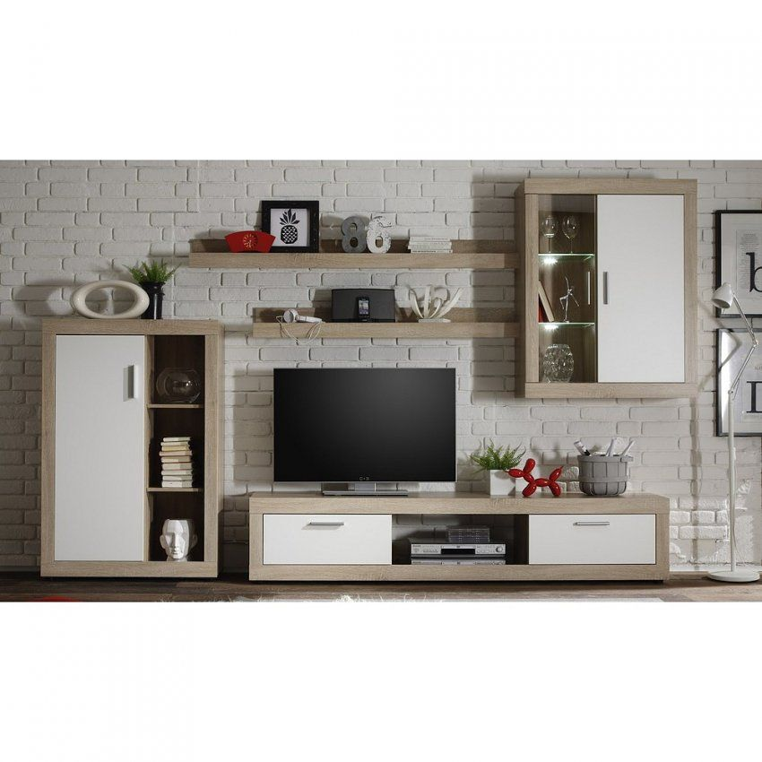 g nstige wohnwand unter 100 euro gunstige wohnzimmer. Black Bedroom Furniture Sets. Home Design Ideas