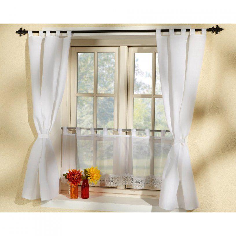 Gut Gardinen Für Küchenfenster  Fenster Gardinen Galerien von Küchenfenster Gardinen Ideen Bild