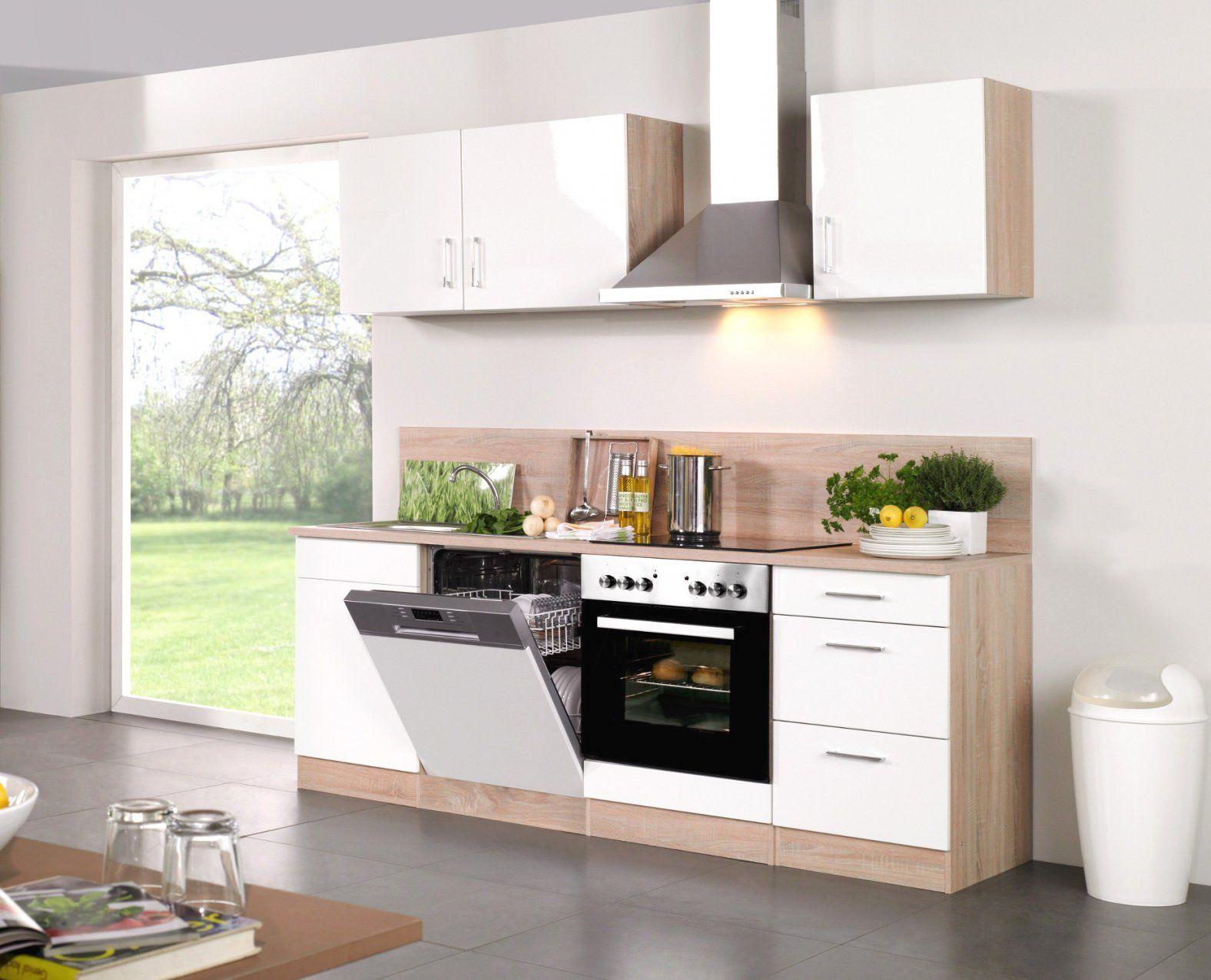 Gute Ideen Küche Ohne Kühlschrank Und Geniale Küchenblock Am Besten von Küchenzeile 220 Cm Mit Kühlschrank Bild