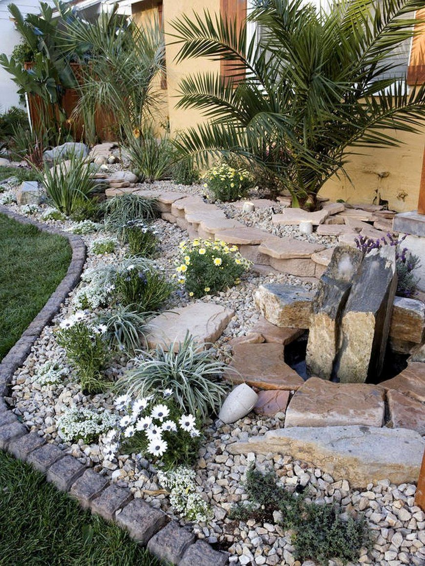 Hang Gestalten Mit Steinen Best Steine Garten Schön Die von Hang Mit Steinen Gestalten Bild