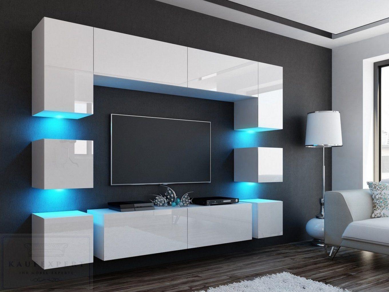 H ngeschrank wohnzimmer wei hochglanz haus design ideen - Wohnzimmer weiay hochglanz ...