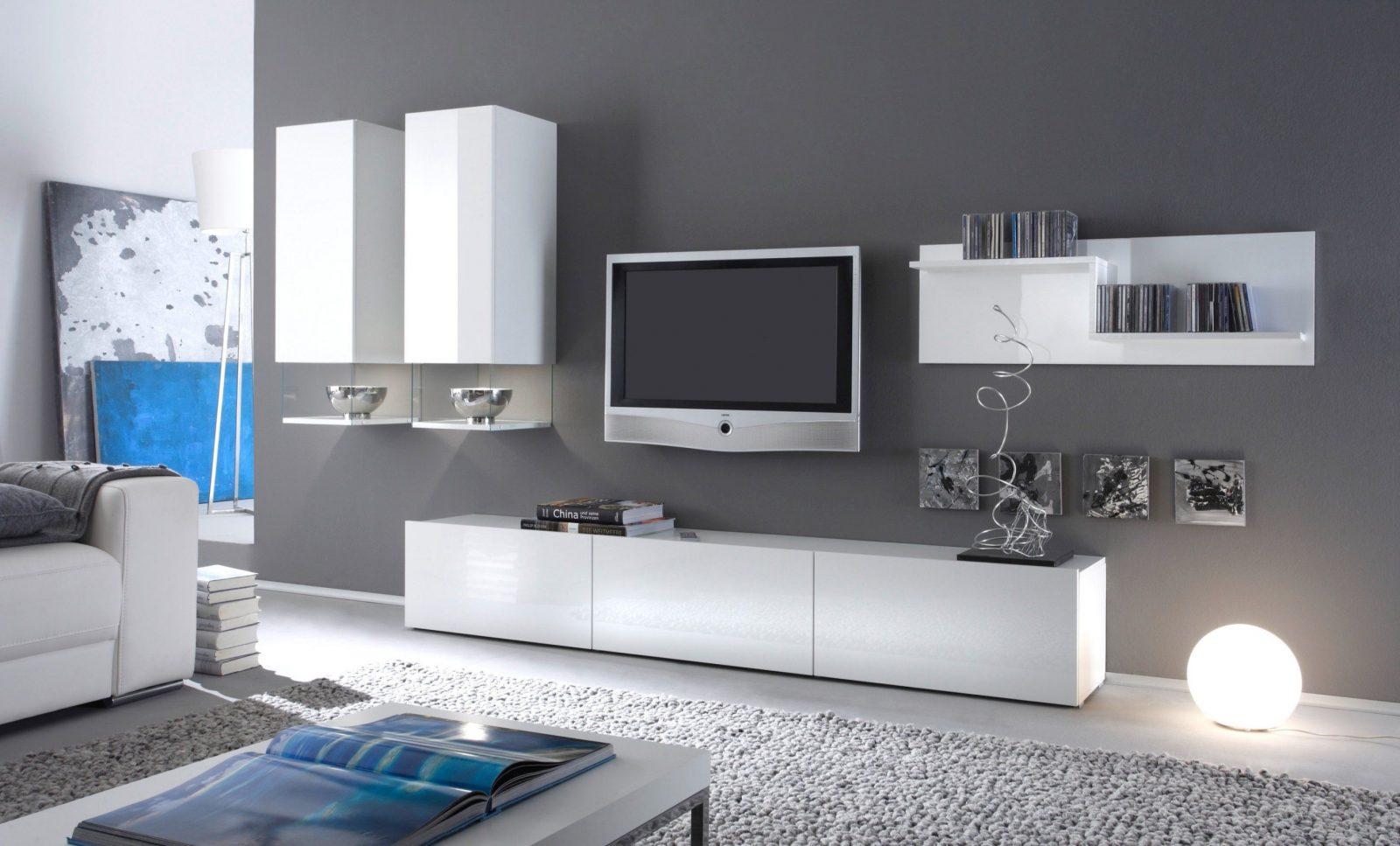 Hängeschrank Wohnzimmer Weiss Hochglanz  Beste Sammlung Von Möbel von Hängeschrank Weiß Hochglanz Wohnzimmer Bild