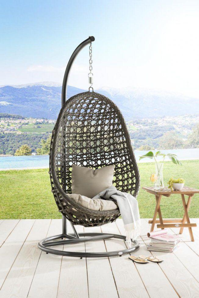 Hängesessel Haengesessel Sessel Sitz Schwingsessel Schwungsessel von Korb Hängesessel Mit Gestell Bild