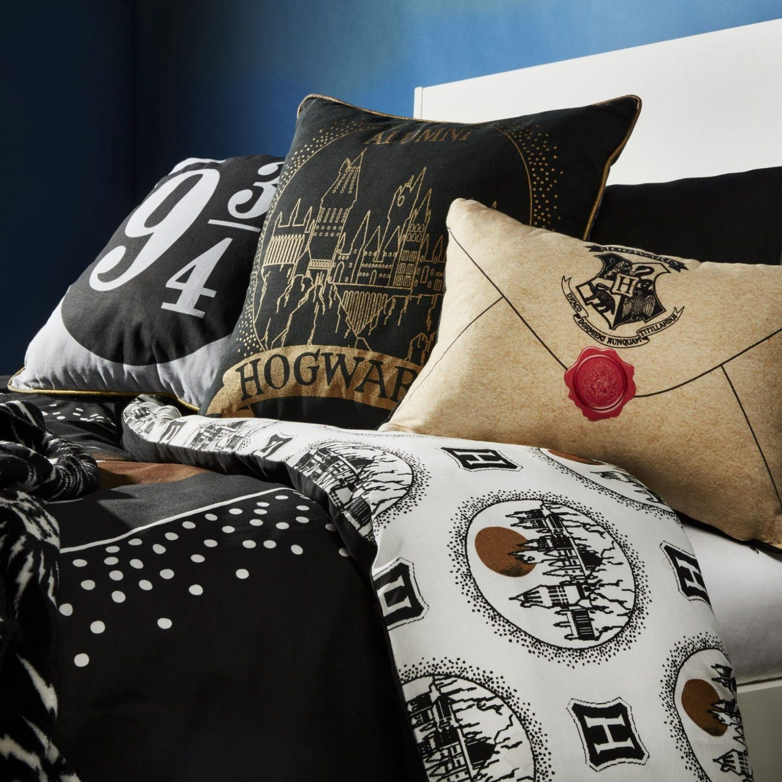 Harry Potter King Size Bedding Primark  Bedding Designs von Harry Potter Bettwäsche Primark Bild