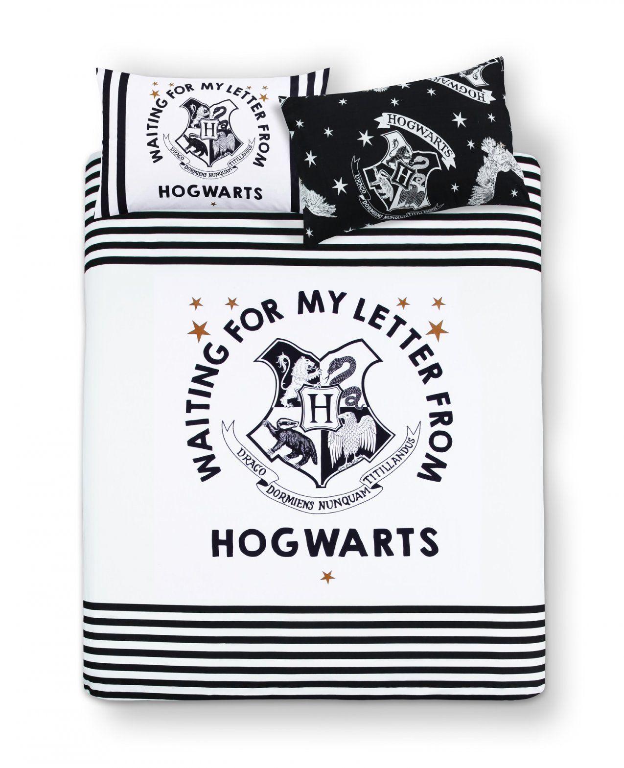 Harry Potter King Size Bedding Primark  Bedding Designs von Primark Harry Potter Bettwäsche Photo