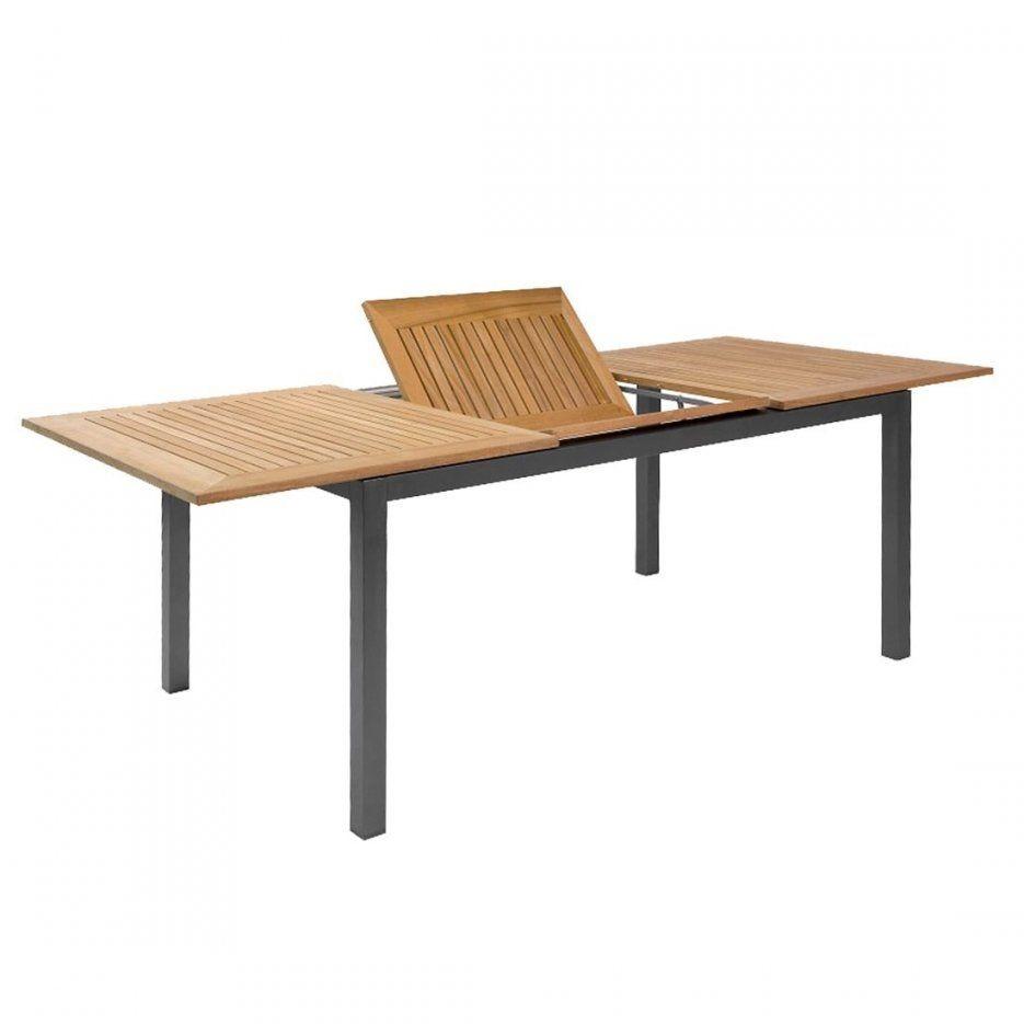 hartman south wales ausziehtisch 150210x90 cm aluminiumteak fsc von gartentisch ausziehbar alu. Black Bedroom Furniture Sets. Home Design Ideas