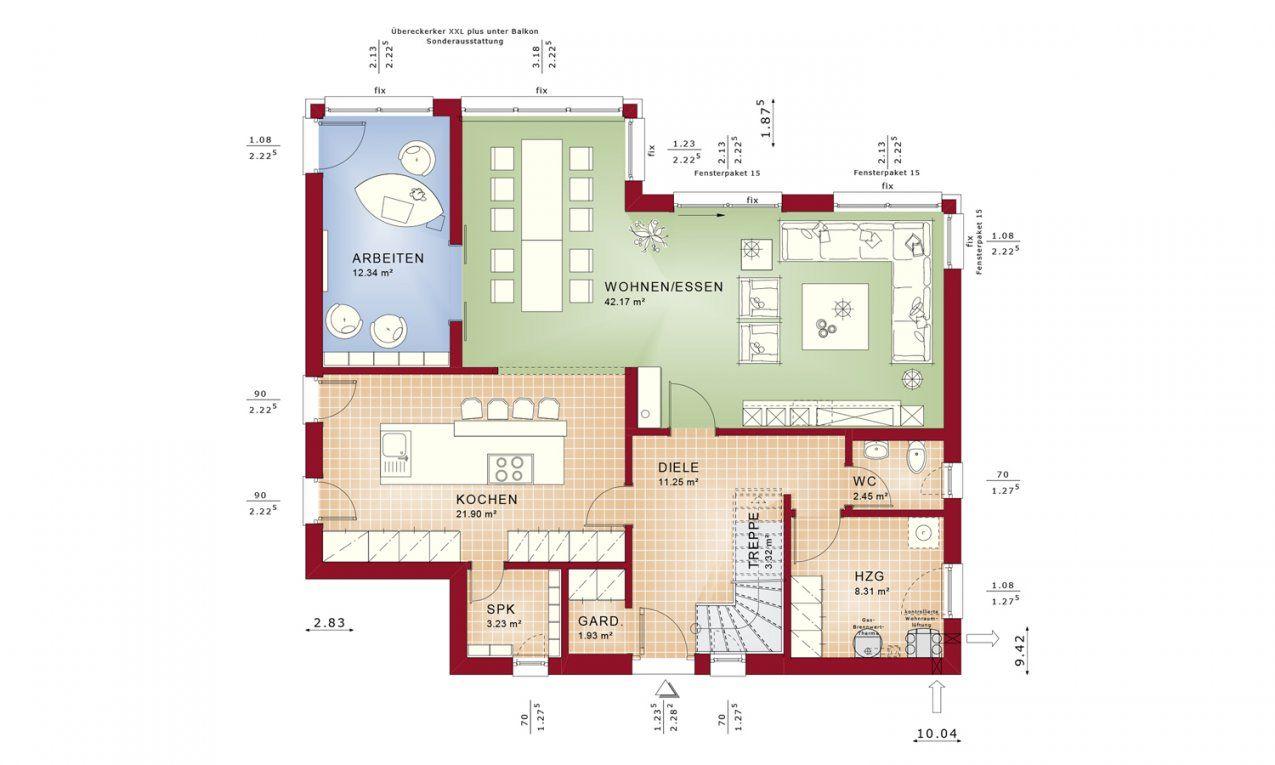 Haus Evolution 154 V11  Hausbau Preise von Bien Zenker Evolution 154 V11 Photo