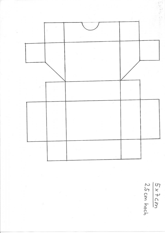 Haus Falten Vorlage – Interior Design Ideen Architektur Und von Kleine Schachteln Basteln Vorlagen Photo