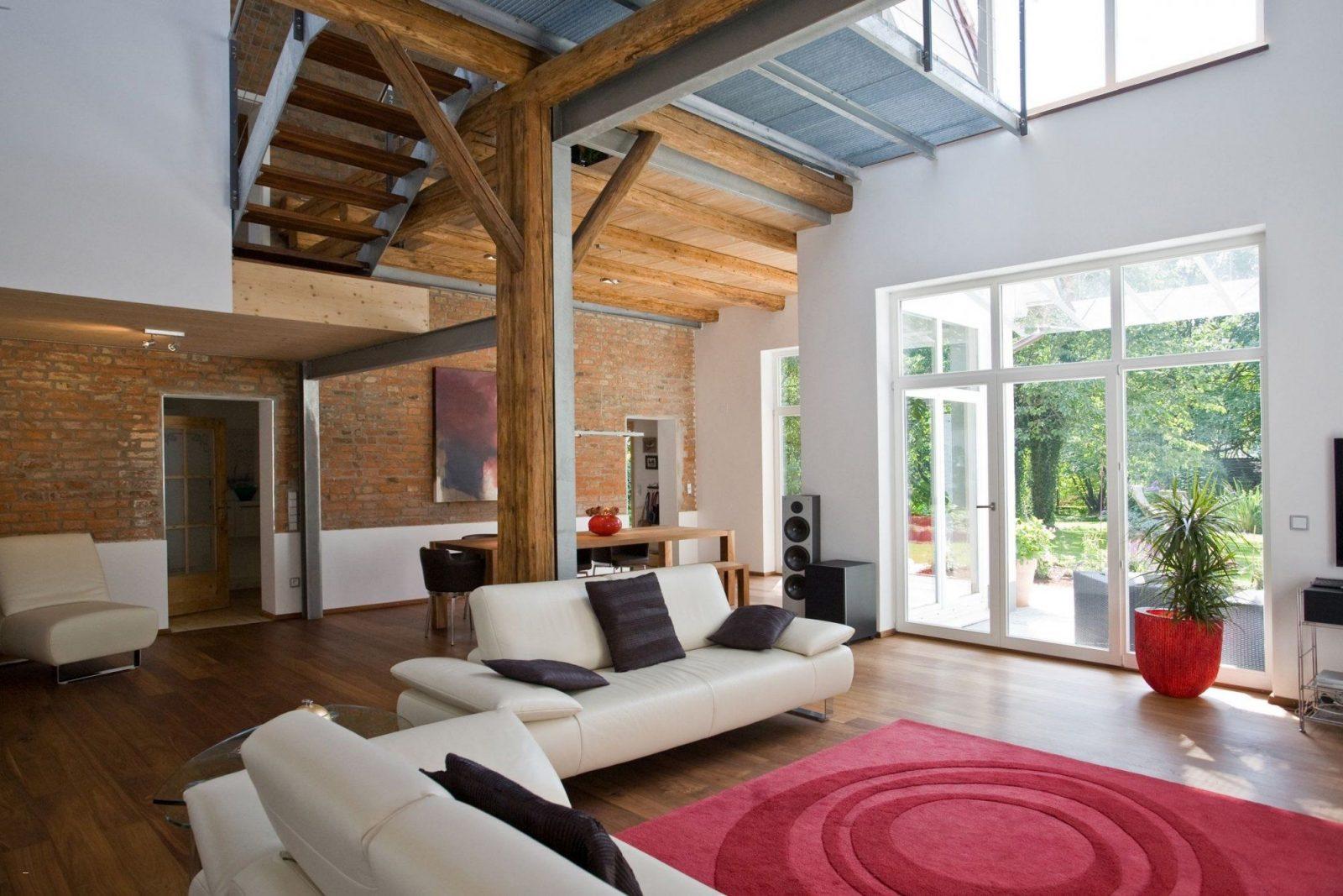Haus Umbau Vorher Nachher Elegant Wohnzimmer Mit Offener Galerie von Haus Mit Offener Galerie Photo