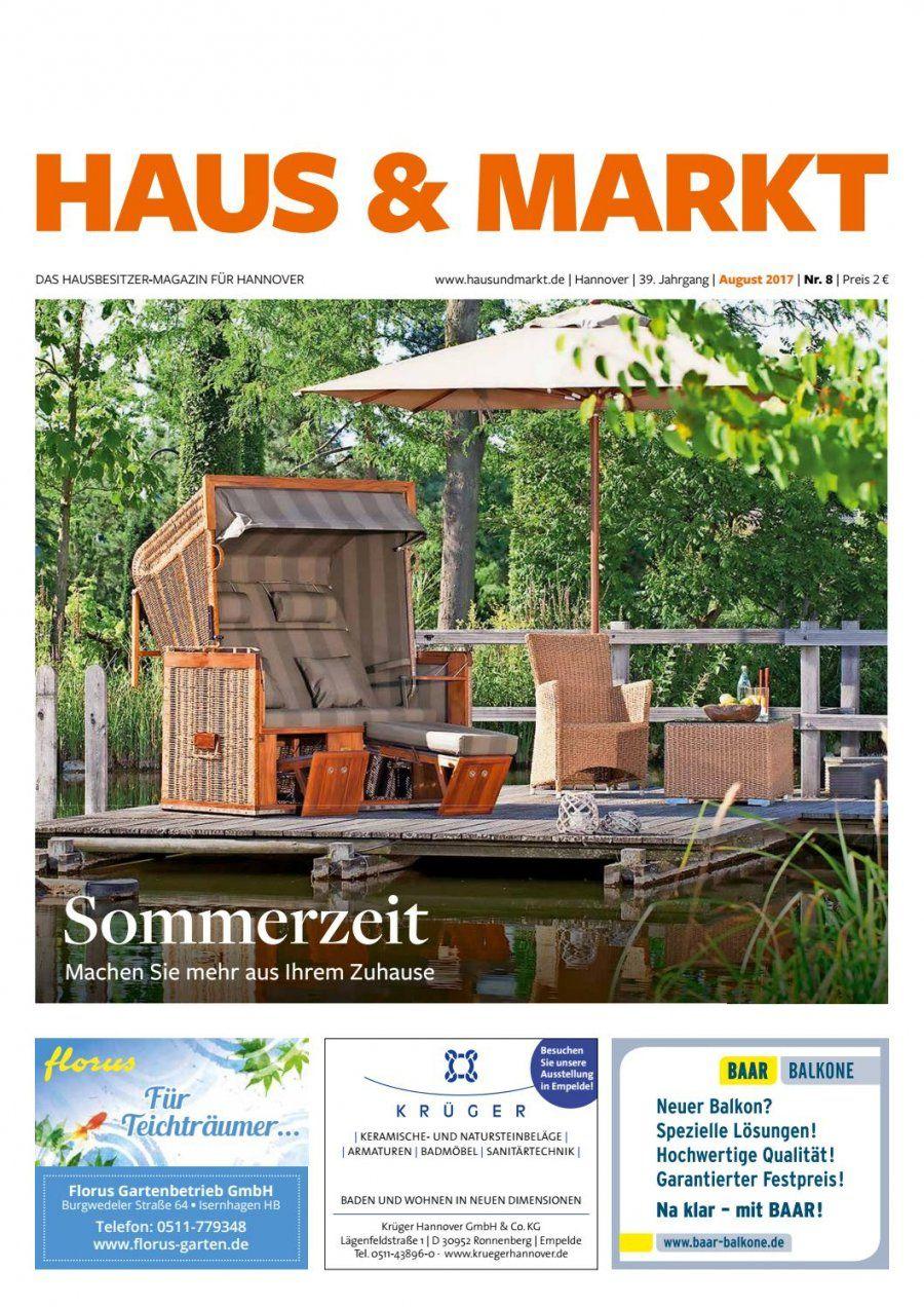 Haus Und Markt 08 2017Schluetersche  Issuu von Garten Zu Verschenken Hannover Bild
