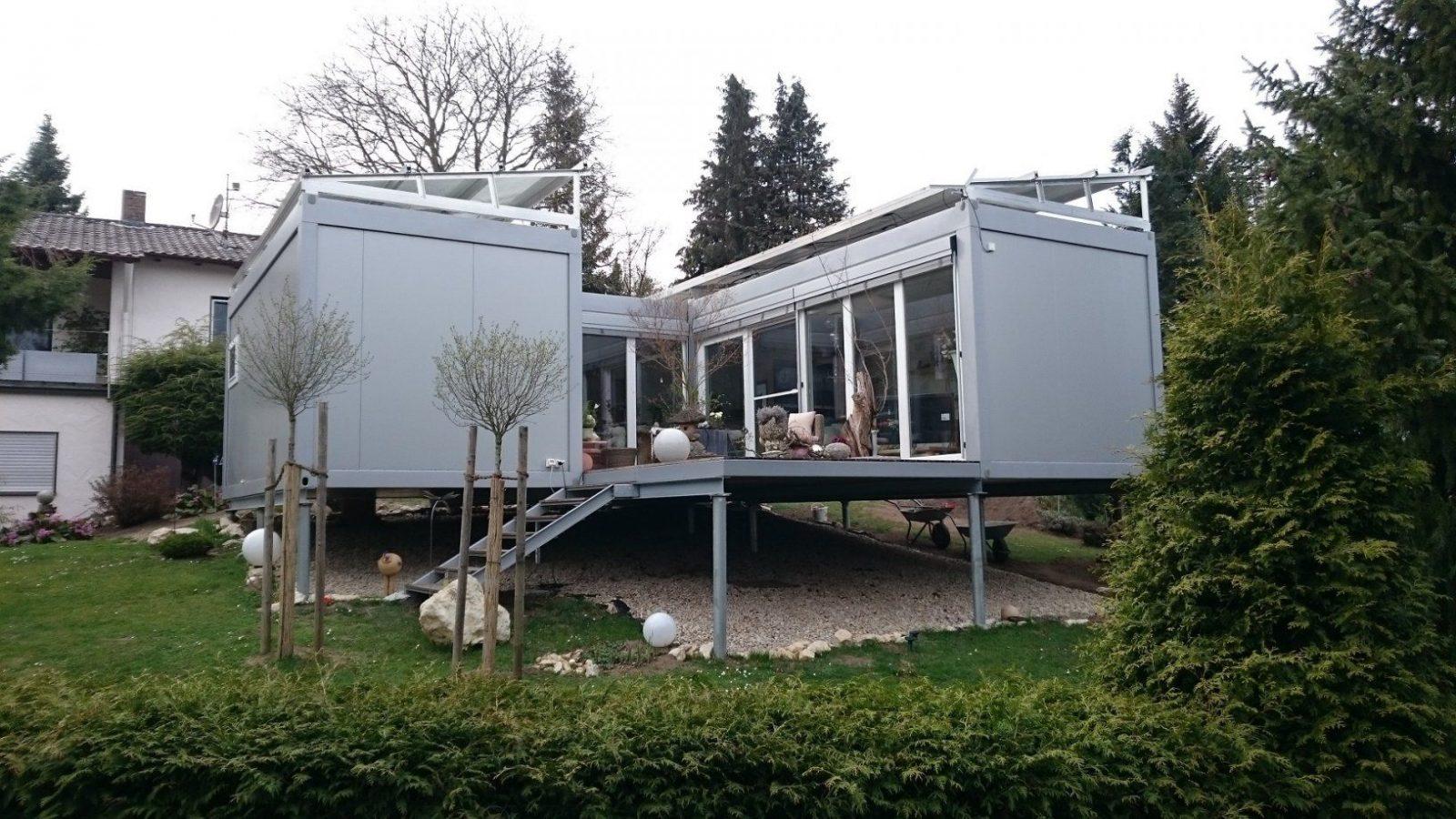 Häuser  Conhouse von Container Haus Kaufen Deutschland Bild