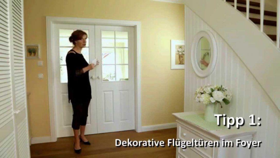 Haustour Blick In Ein New England Haus  Amerikanisches Holzhaus von Amerikanische Häuser In Deutschland Bauen Bild