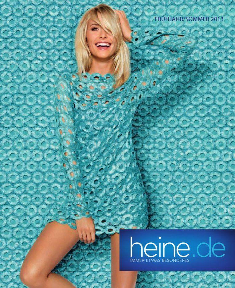 Heine Kataloge von Heine Immer Etwas Besonderes Bild