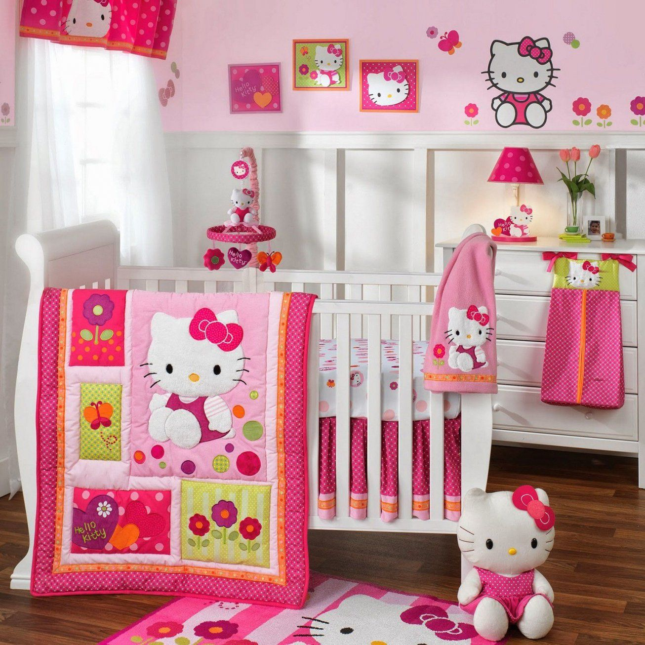 Hello Kitty Bed Shape  Best Home Wood Flooring Ideas von Hello Kitty Bettwäsche Aldi Photo