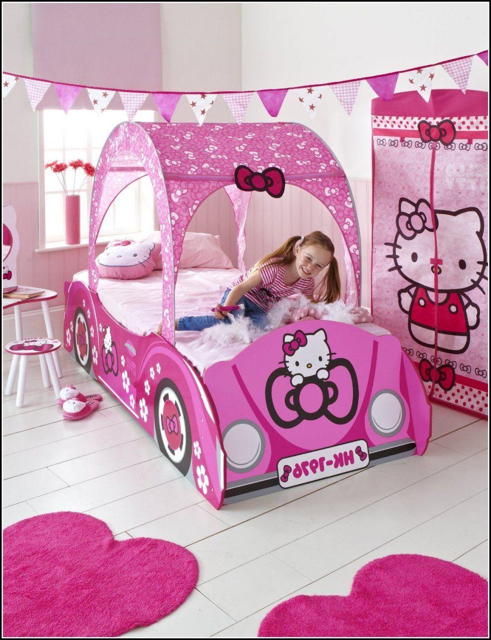 Hello Kitty Bettwäsche  Betten  Hause Dekoration Bilder Mvrkm0593P von Hello Kitty Bett 90X200 Photo