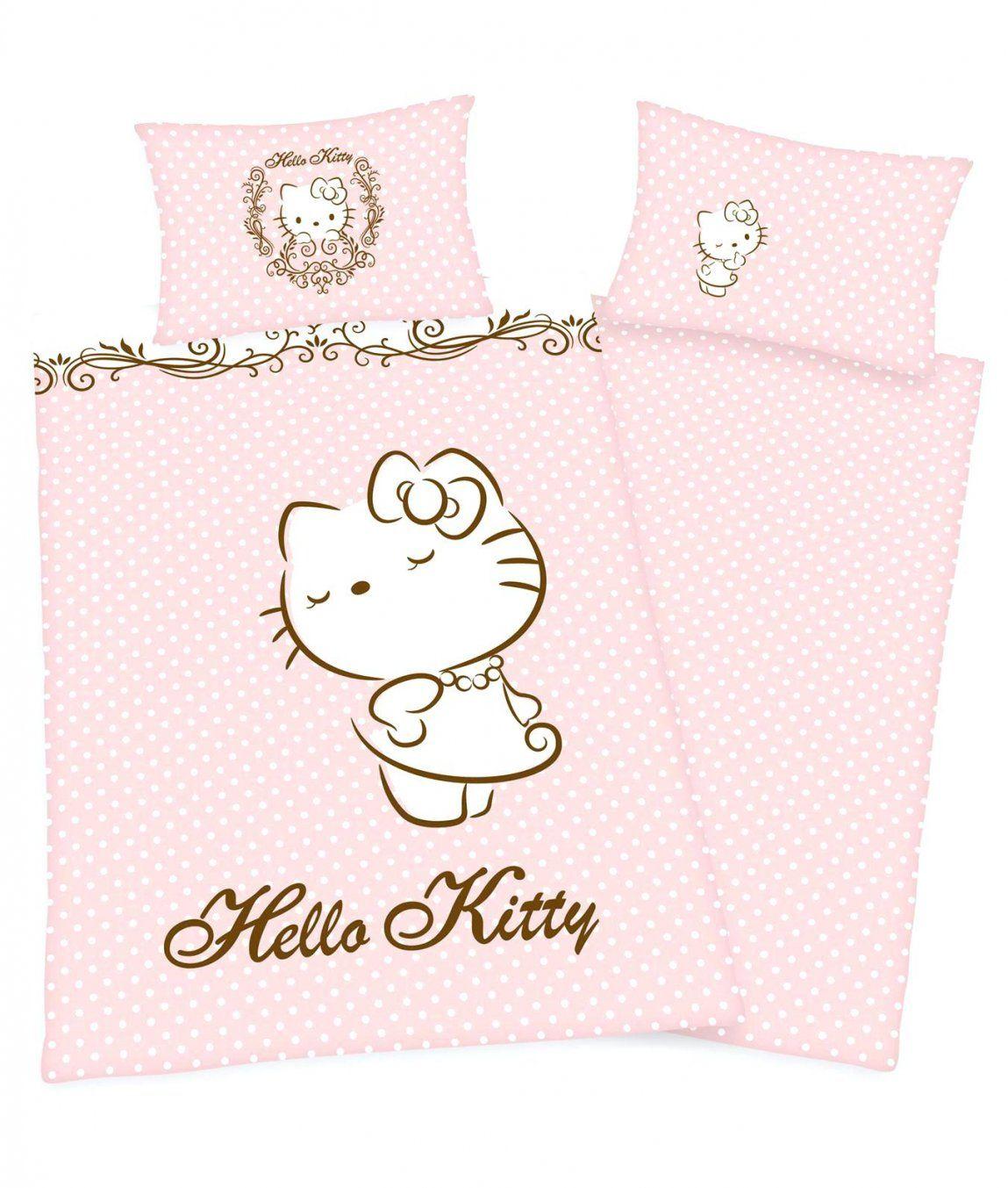 Hello Kitty Bettwasche Daisy Artikelnummer 1607142 100×135 von Hello Kitty Bettwäsche 100X135 Photo