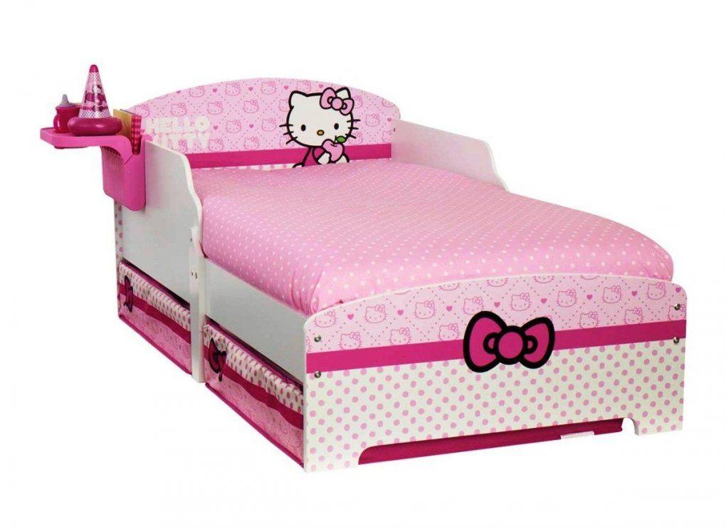 Hello Kitty Decor For Teens  Hello Kitty Room Ideas  Pinterest von Hello Kitty Bed Frame Bild