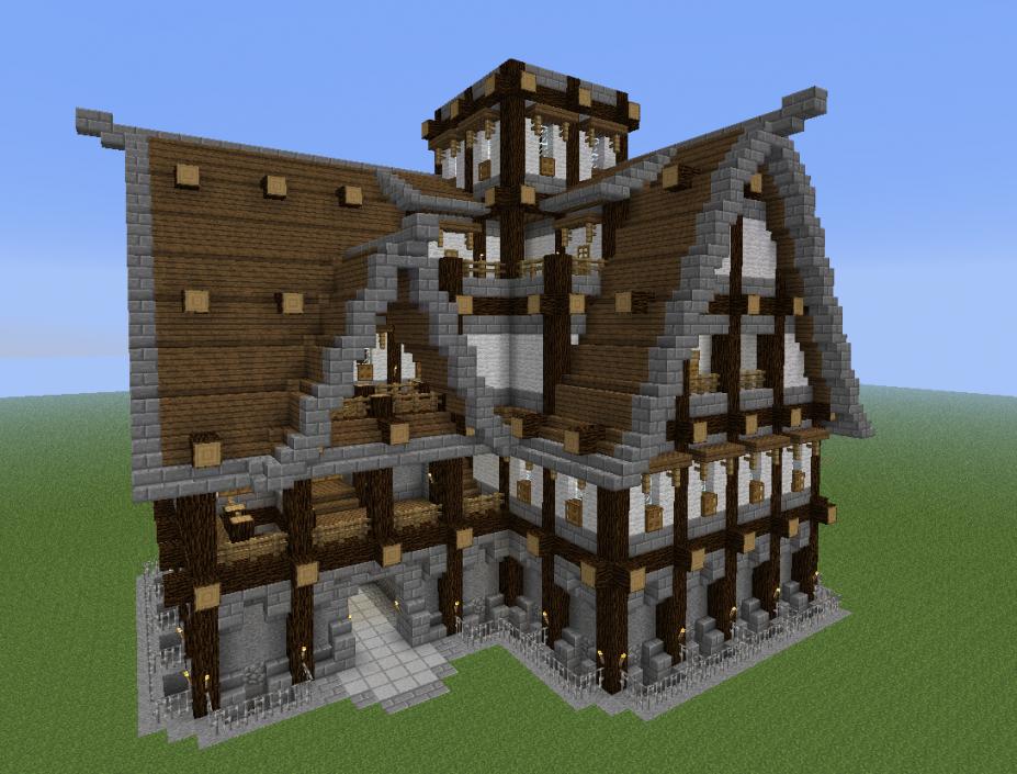Hellsticks Playground  Screenshots  Show Your Creation  Minecraft von Minecraft Mittelalter Haus Bauplan Photo