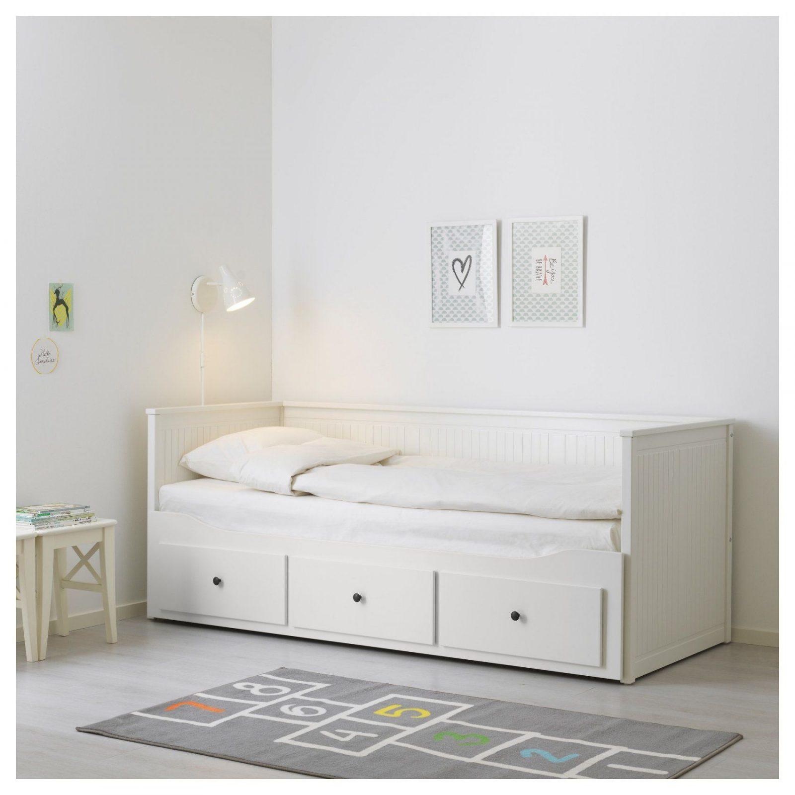 Hemnes Tagesbettgestell3 Schubladen  Ikea von Ikea Hemnes Tagesbett Bewertung Bild