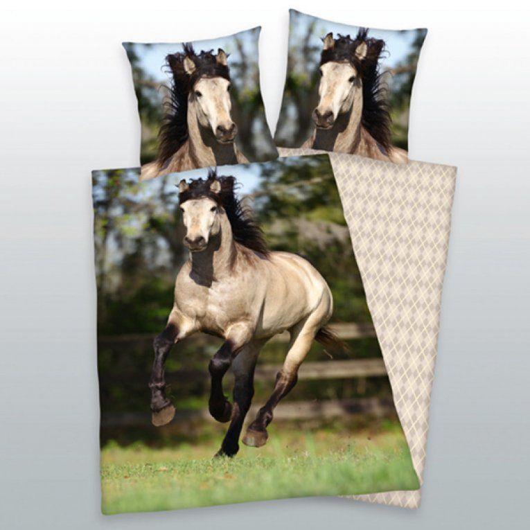 """Herding Bettwäsche """"Pferd"""" 135200 Cm  Babymarkt von Herding Bettwäsche Pferd Bild"""