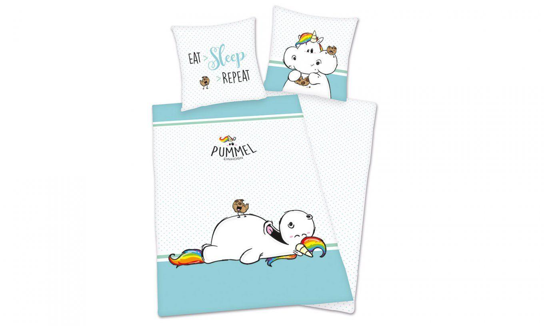 Herding Kinderbettwäsche Für Mädchen Und Jungen  Perfektschlafen von Kikaninchen Bettwäsche 100X135 Bild
