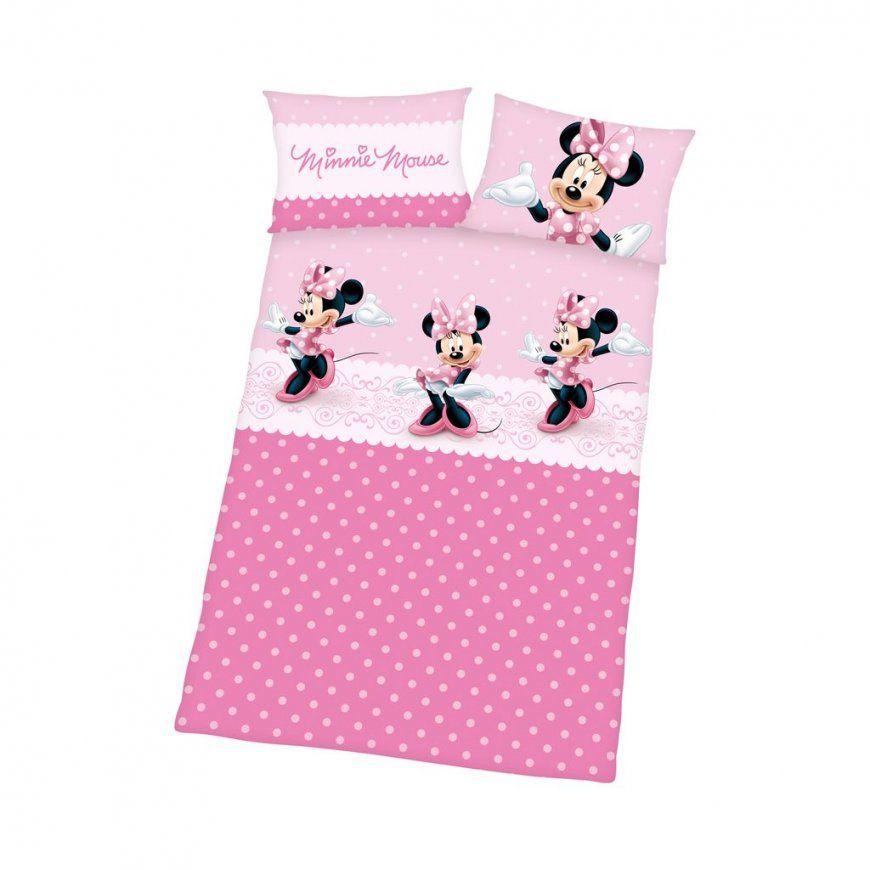 Herding Minnie Mouse Bettwäsche Minnie Mouse 40X60  100X135 Cm von Mini Mouse Bettwäsche Bild