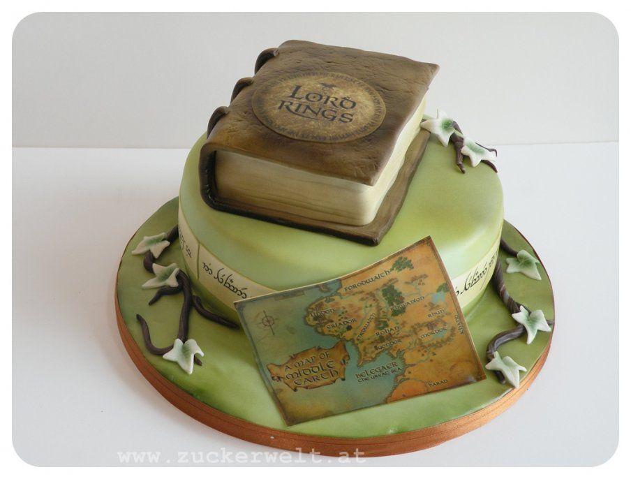 Herr Der Ringe Kuchen Deko – Appetitlich Fotoblog Für Sie von Herr Der Ringe Deko Bild