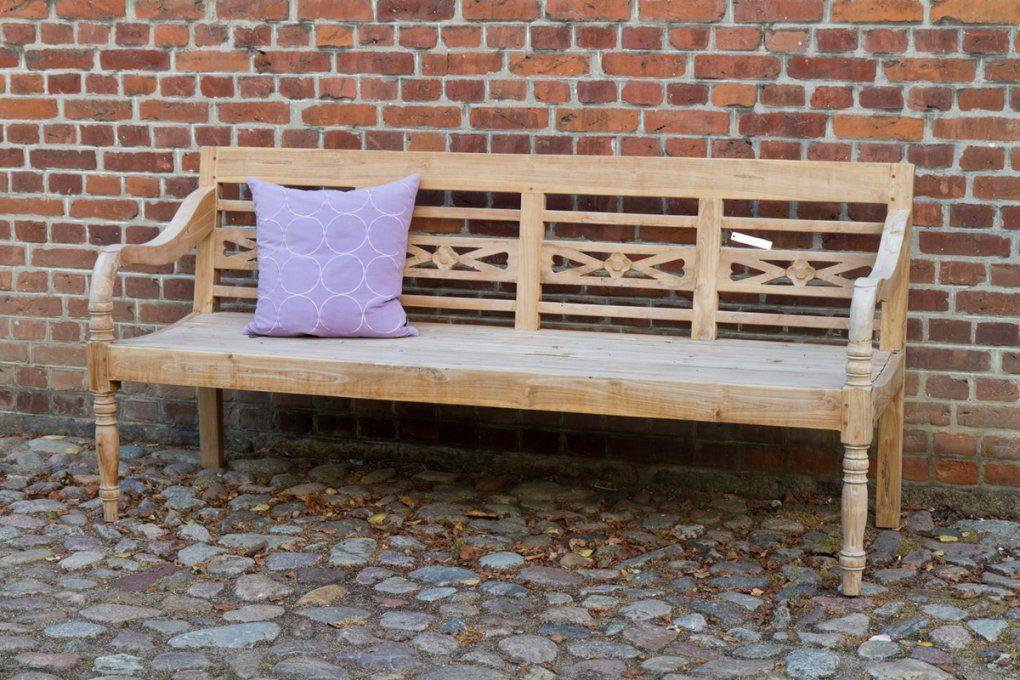 Herrlich Gartenbank 180 Cm Breit Glänzend Bank Picadelly In Premium von Gartenbank 180 Cm Breit Bild