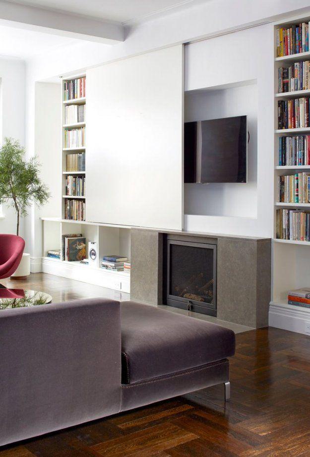 Herrlich Wohnzimmer Fernseher Verstecken 21 Besten Tv Bilder Auf von Fernseher Im Wohnzimmer Verstecken Bild